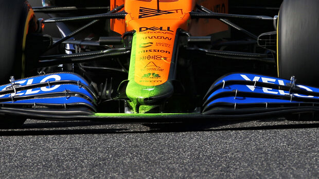 Carlos Sainz - McLaren - GP Toskana - Mugello - Formel 1 - 11. September 2020