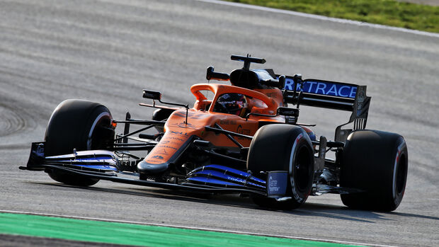 Carlos Sainz - McLaren - GP Türkei 2020 - Istanbul