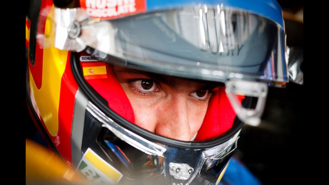 Carlos Sainz - McLaren - GP Ungarn - Budapest - Formel 1 - Freitag - 2.8.2019