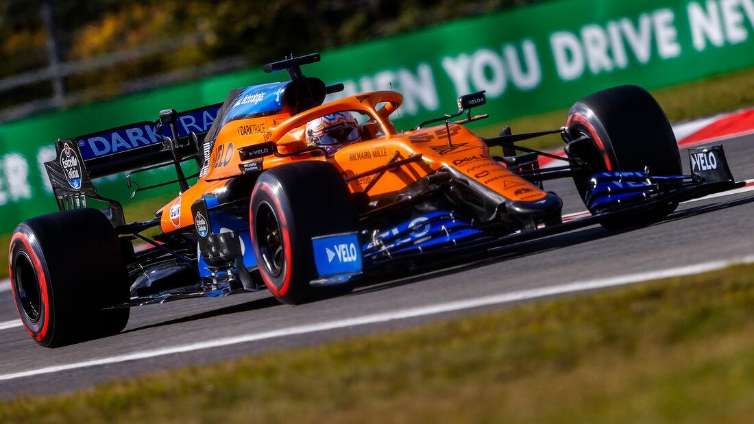 Carlos Sainz - Nürburgring - Eifel Grand Prix - 2020