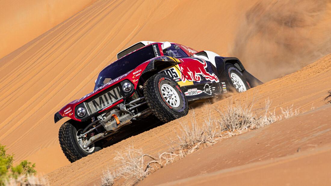 Carlos Sainz - Rallye Dakar 2020