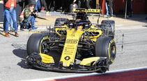 Carlos Sainz - Renault - F1-Test - Barcelona - Tag 8 - 9. März 2018
