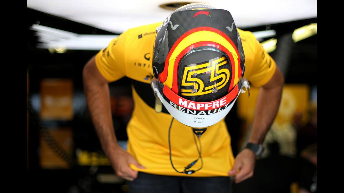 Carlos Sainz - Renault - Formel 1 - GP Kanada - Montreal - 7. Juni 2018
