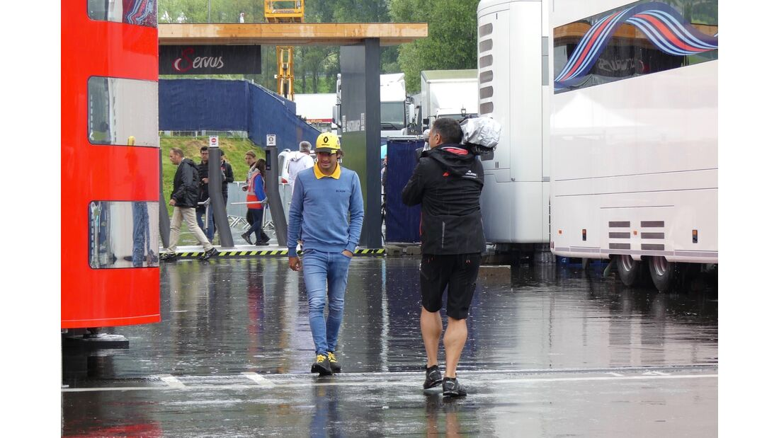 Carlos Sainz - Renault - Formel 1 - GP Österreich - 28. Juni 2018