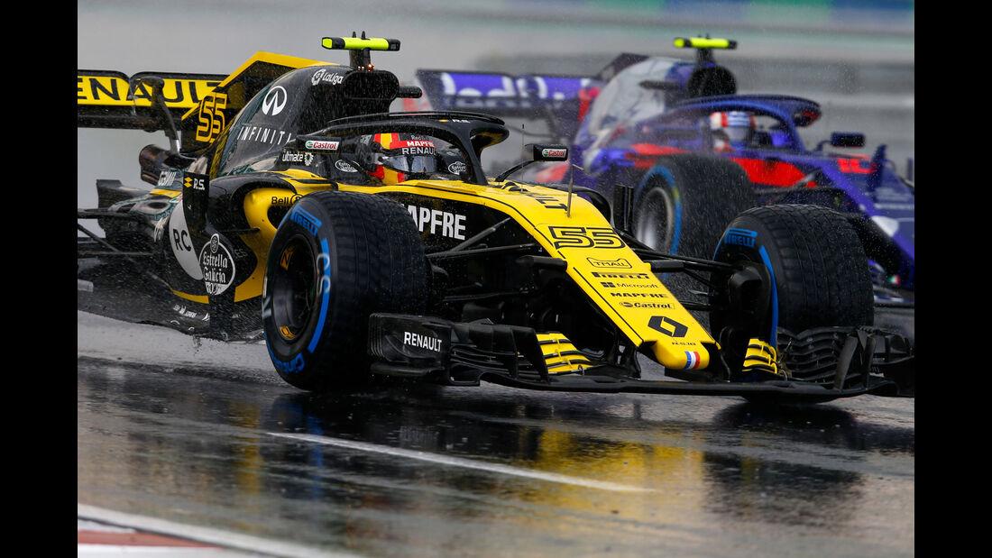 Carlos Sainz - Renault - GP Ungarn 2018 - Qualifying
