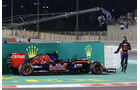Carlos Sainz - Toro Rosso - Formel 1 - GP Abu Dhabi - 27. November 2015