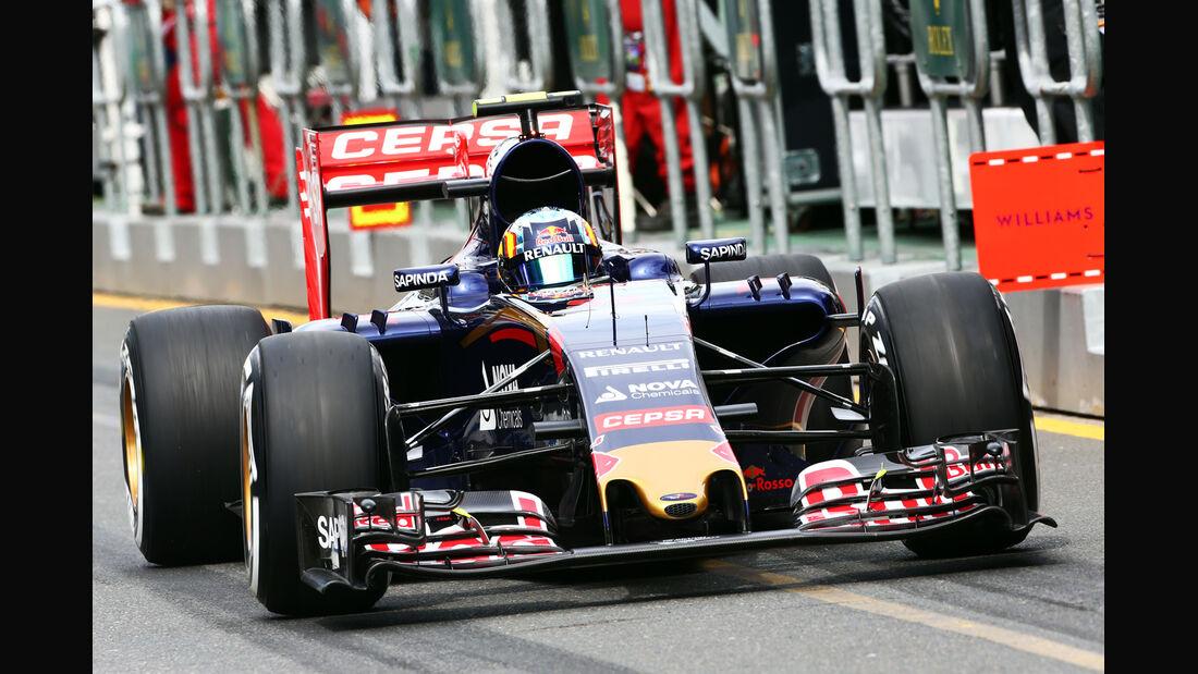 Carlos Sainz - Toro Rosso - Formel 1 - GP Australien - Melbourne - 14. März 2015