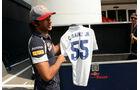 Carlos Sainz - Toro Rosso - Formel 1 - GP Italien - Monza - 1. September 2016