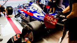 Carlos Sainz - Toro Rosso - Formel 1 - GP Italien - Monza - 1. September 2017