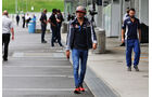 Carlos Sainz - Toro Rosso - Formel 1 - GP Japan - Suzuka - Qualifying - Samstag - 8.10.2016