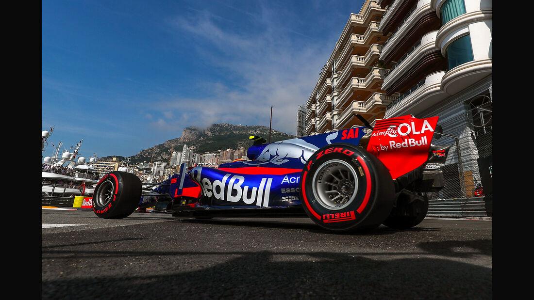 Carlos Sainz - Toro Rosso - Formel 1 - GP Monaco - 25. Mai 2017