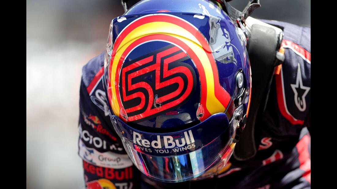 Carlos Sainz - Toro Rosso - Formel 1 - GP Monaco - 27. Mai 2017