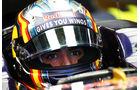 Carlos Sainz - Toro Rosso - Formel 1 - GP Russland - 30. April 2016
