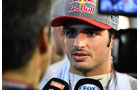 Carlos Sainz - Toro Rosso - Formel 1 - GP Singapur - 17. September 2016