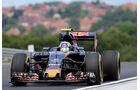 Carlos Sainz - Toro Rosso - Formel 1 - GP Ungarn - 22. Juli 2016