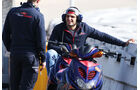Carlos Sainz - Toro Rosso - Formel 1-Test - Barcelona - 25. Februar 2016