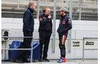 Carlos Sainz  - Toro Rosso  Formel 1-Test - Barcelona - 26. Februar 2015