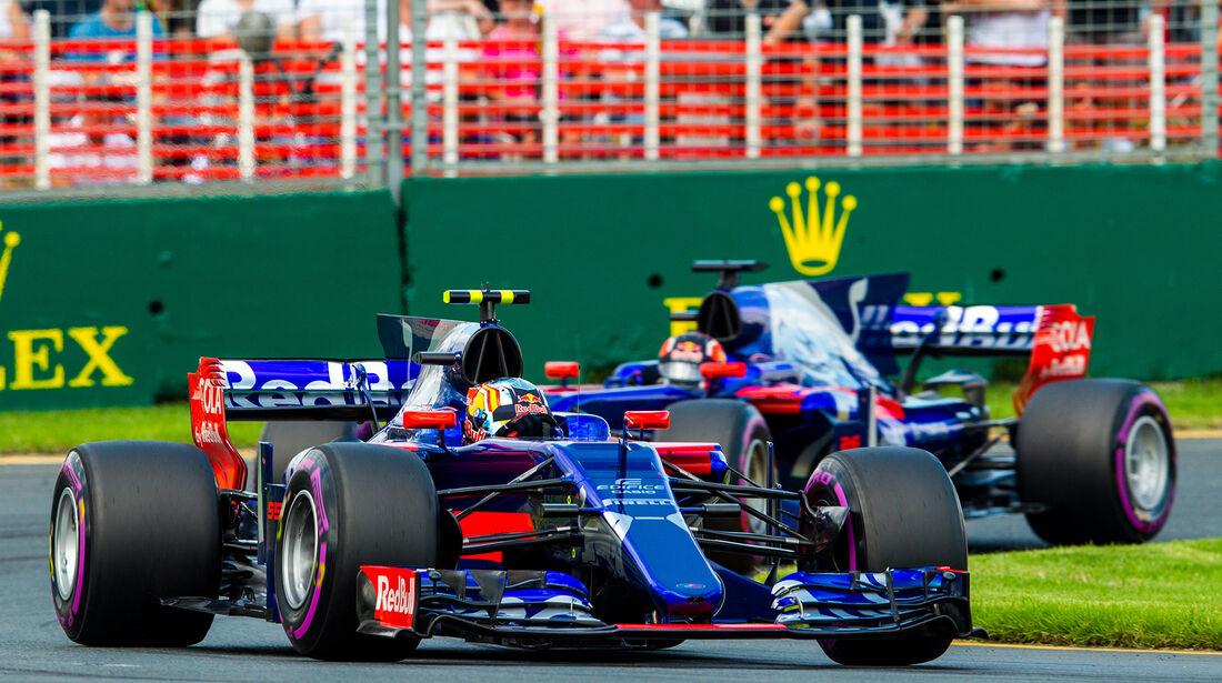 Carlos Sainz - Toro Rosso - GP Australien - Melbourne - 25. März 2017