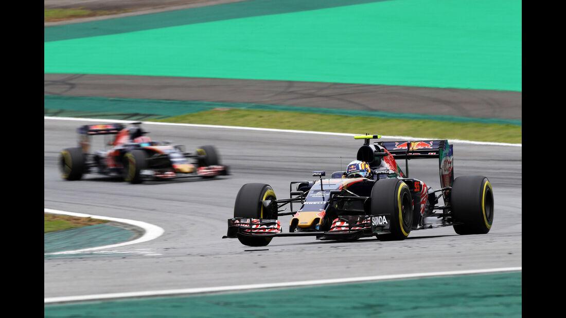Carlos Sainz - Toro Rosso - GP Brasilien 2016 - Interlagos - Qualifying