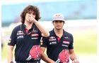 Carlos Sainz - Toro Rosso - GP England - Silverstone - Donnerstag - 2.7.2015