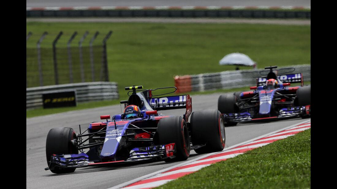Carlos Sainz - Toro Rosso - GP Malaysia 2017 - Sepang