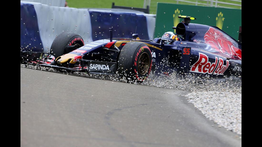 Carlos Sainz - Toro Rosso - GP Österreich - Formel 1 - Freitag - 19.6.2015