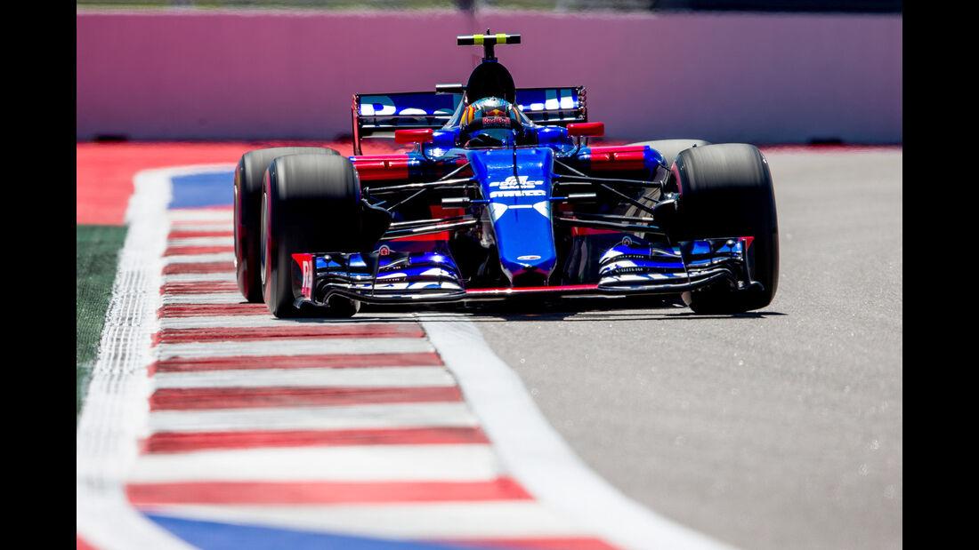 Carlos Sainz - Toro Rosso - GP Russland 2017