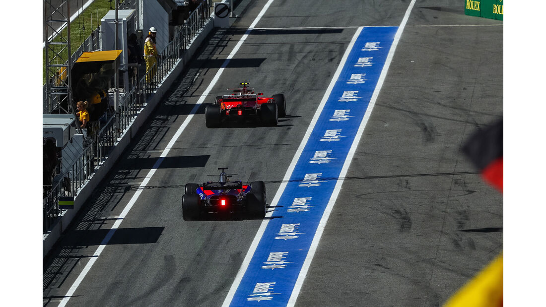 Carlos Sainz - Toro Rosso - GP Spanien - Barcelona - 12. Mai 2017