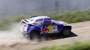Carlos Sainz, VW Race Touareg