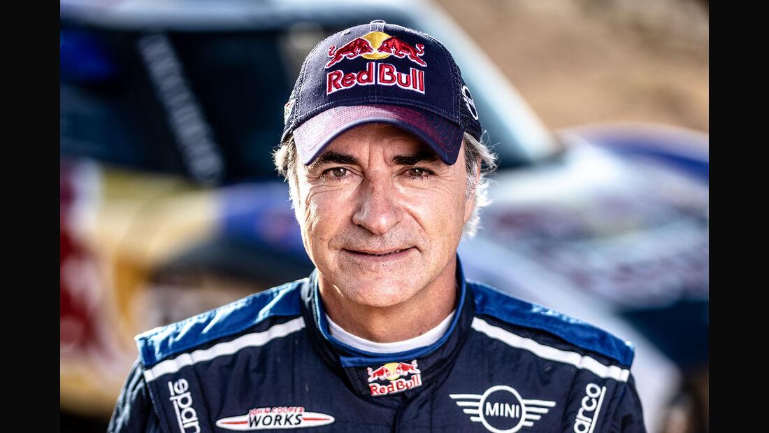 Carlos Sainz - X-raid MINI JCW - Dakar Buggy 2019