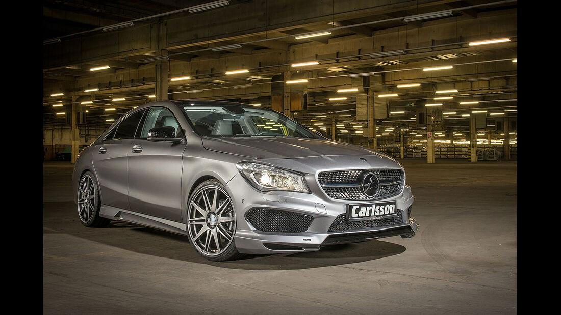 Carlsson CLA Autosalon Genf 2014