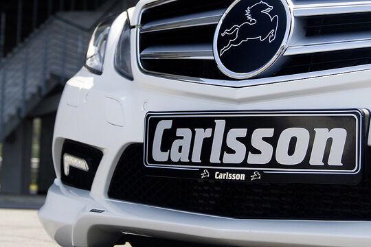Carlsson Mercedes E 350 CDI Cabrio, Kühlergrill, Front