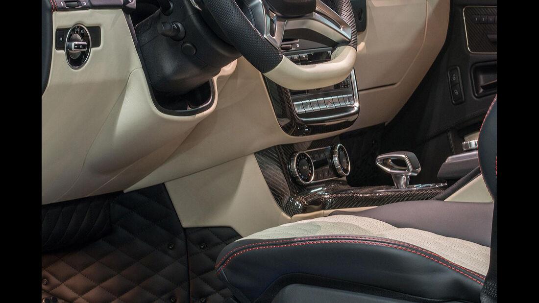 Carlsson Mercedes G63 AMG 6x6