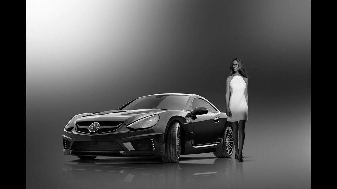 Carlsson Super GT C25 - Tuning - Genfer Autosalon 2015