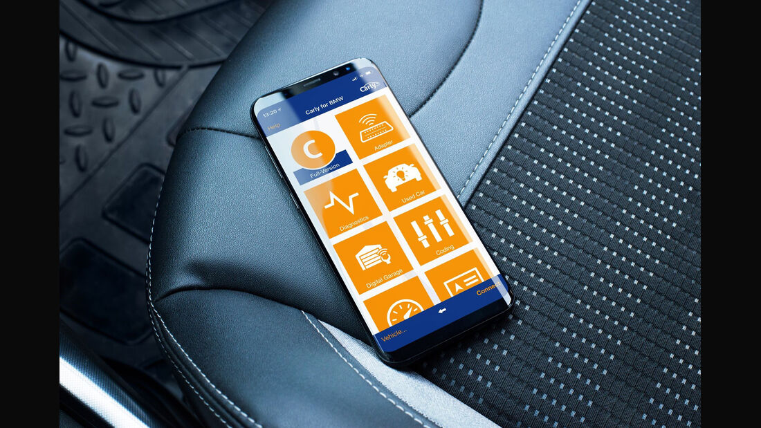 Carly Connected Car App