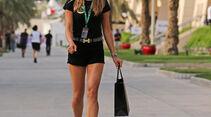 Carmen Jorda - GP Bahrain 2015