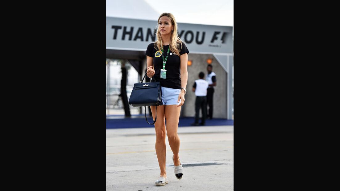 Carmen Jorda - Lotus - Formel 1 - 2015