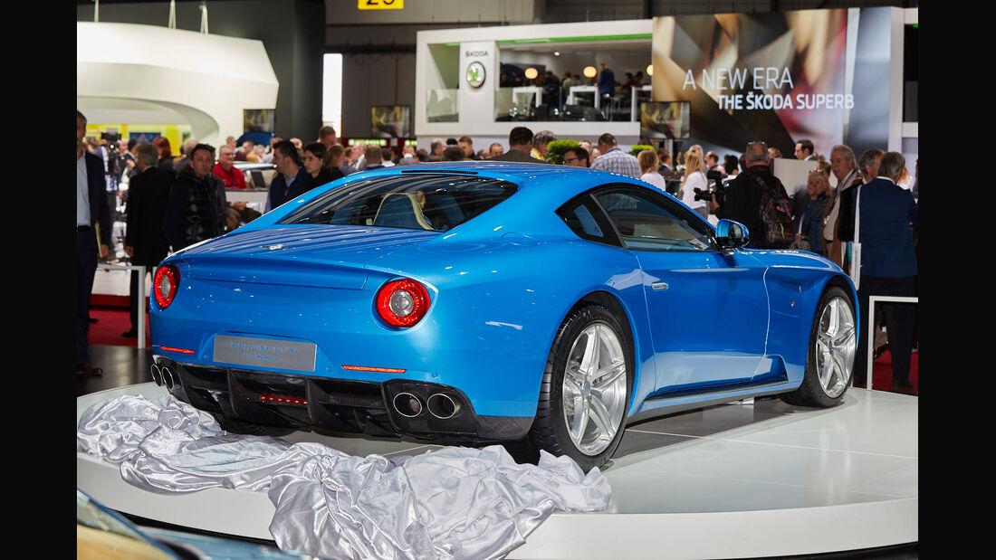 Carozzeria Touring Superleggera Berlinetta Ferrari F12 Lusso in Genf