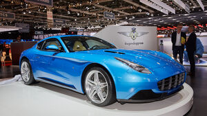 Carozzeria Touring Superleggera Berlinetta Ferrari F12 Lusso in Genf