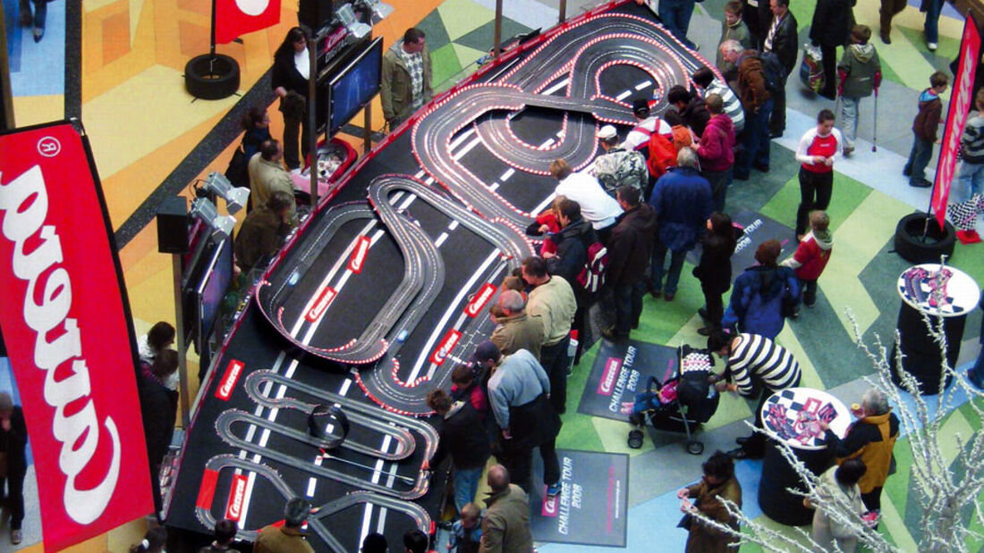 Carrera Challenge Tour