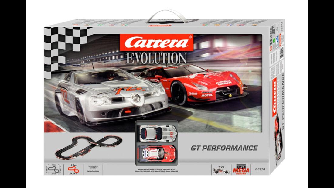 Carrera & Stuck, Carrera Evolution