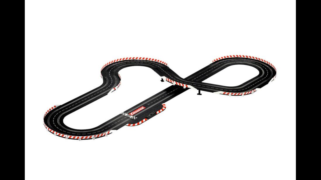 Carrera & Stuck, Carrera Strecke