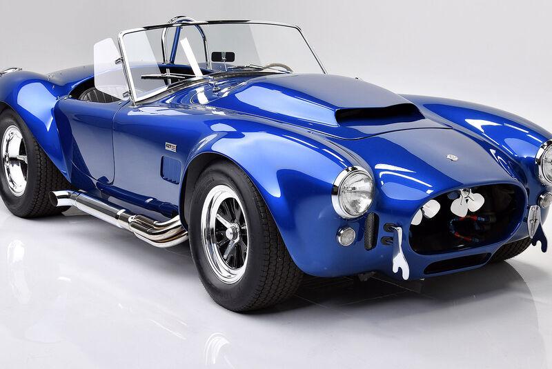 Carroll Shelbys 1966er Cobra 427 Super Snake