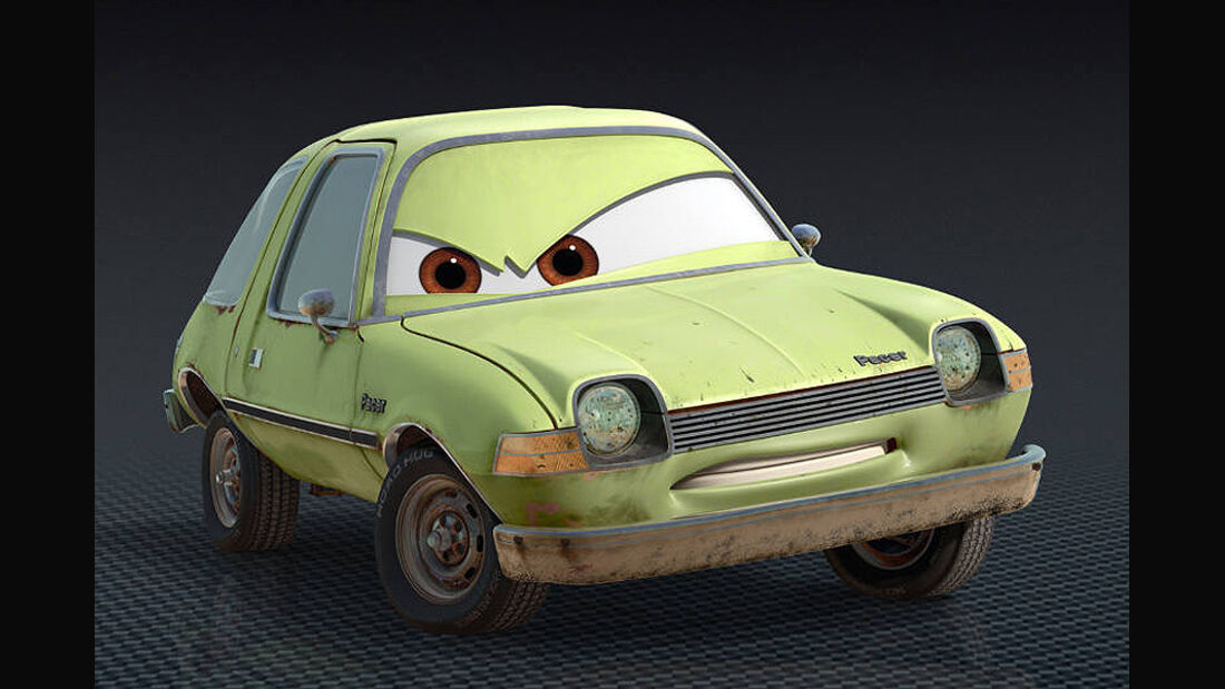 Cars 2, Acer
