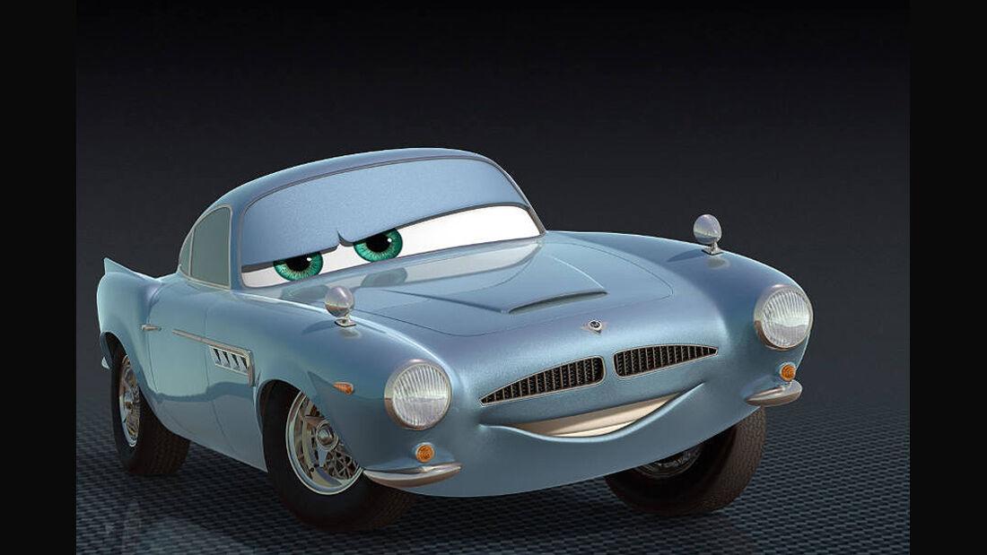 Cars 2, Finn McMissile