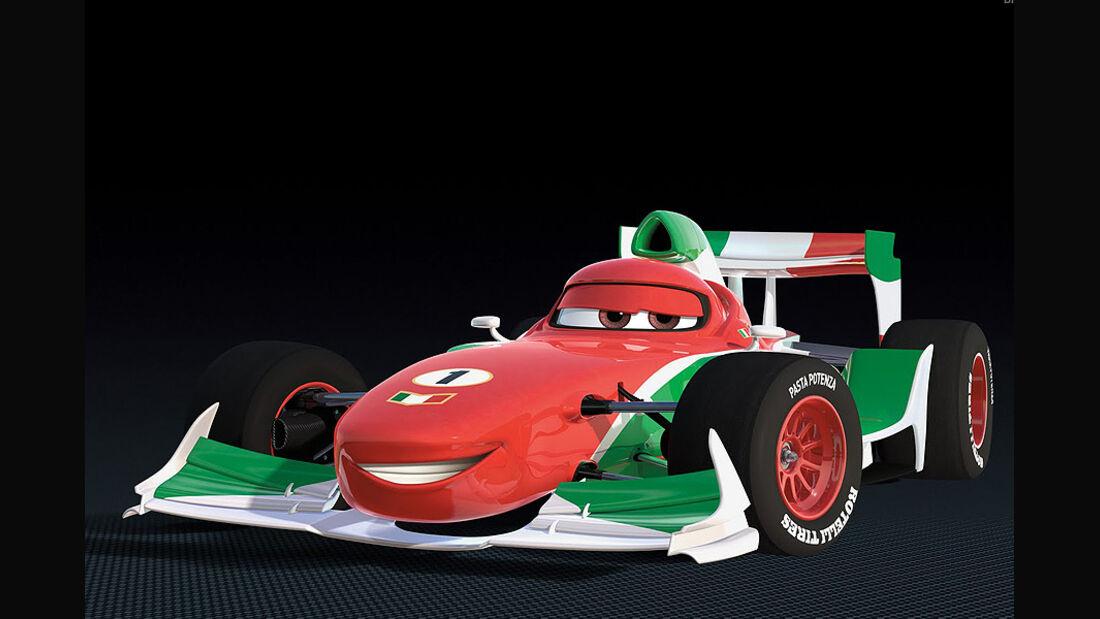 Cars 2, Francesco Bernoulli