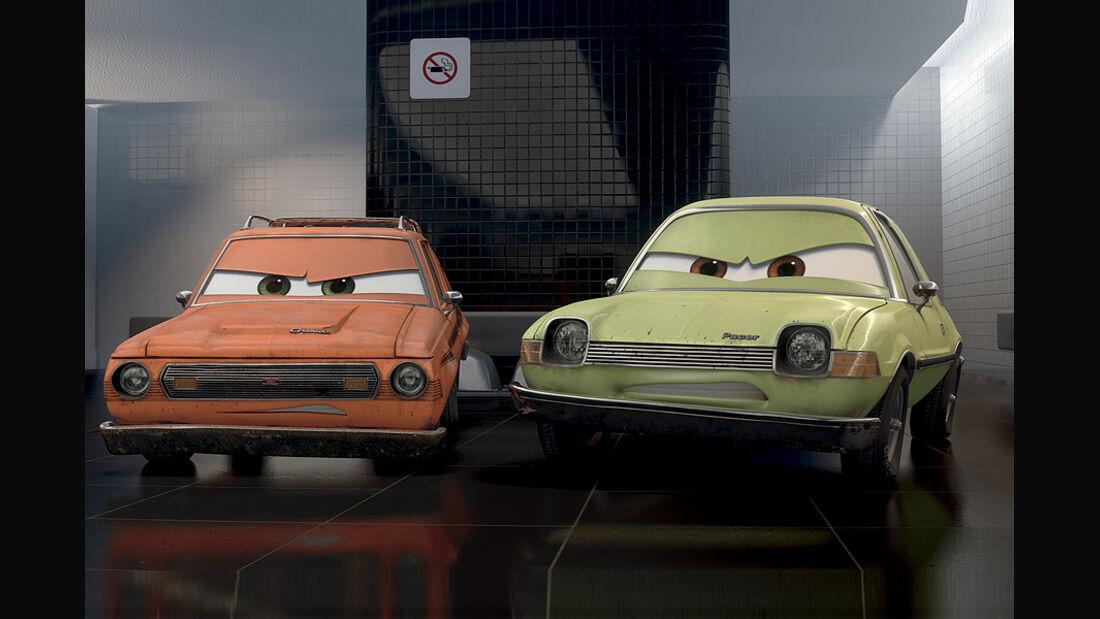 Cars 2, Grem, Acer