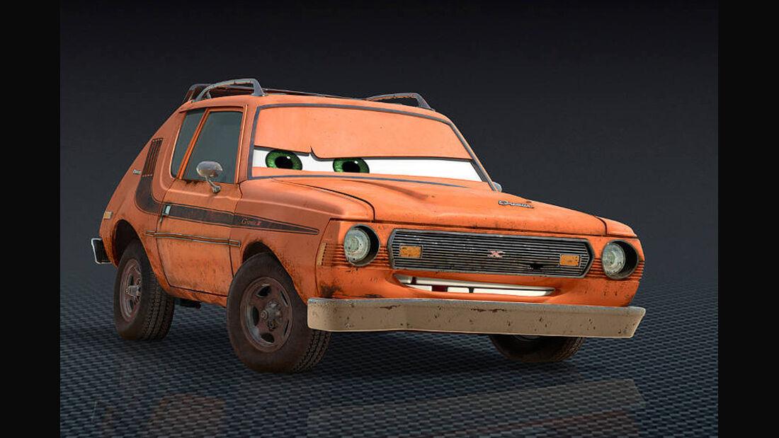 Cars 2, Grem