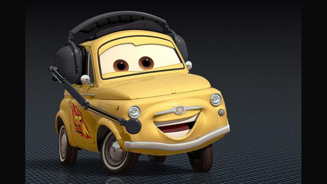 Cars 2, Luigi