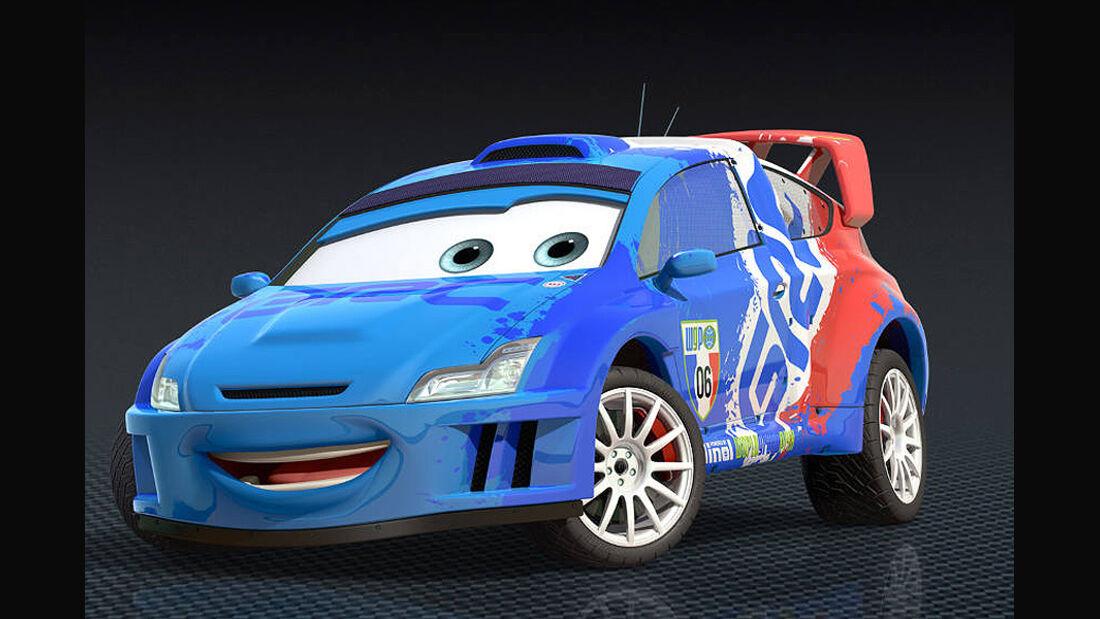 Cars 2, Raul CaRoule